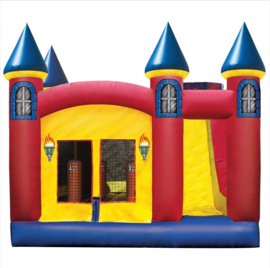 castle-bouncy-house